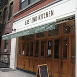 East End Kitchen Exterior