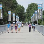 Walkway Over the Hudson Foto