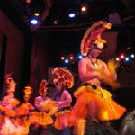Great dancers and costumes