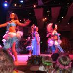 All the dancers were wonderful