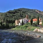 Paseando a la orilla del río Cidacos, por Arnedillo