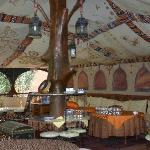 berber onbijt-tent