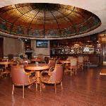 The elegant Tiffany Lounge