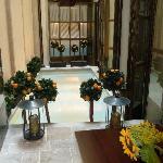 Lobby pool (decorative)