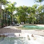 Coral Beach Noosa Resort - resort facilities include 3 Spas