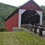 Colrain Covered Bridge nearby