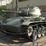アメリカ陸軍M24軽戦車