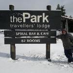 The Park, National Park, after a heavy snowfall