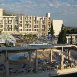 Hotel Bluesun Alga mit Pool