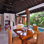 1 Bed room pool villa