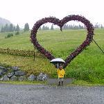 Un joli coeur!