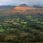 Close to Tipperary town - The Glen of Aherlow