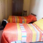 Dos de camas (twin beds)