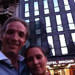 Mailand Design Hotel: Hotel Spadari