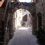 Vicoletto a Chiusanico