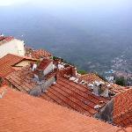 I tetti del paesino