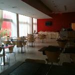 Sala da pranzo, piano terra