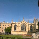 Oxford-University Church St.Mary the Virgin