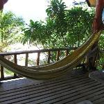our hammock...love it:))