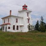 Lighthouse nearby