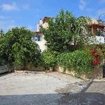 Villa Kallergi - Nepheli : general view of nefeli from the village alleys