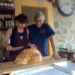 prosciutto in crosta : con Fiamma e Fabrizio