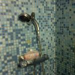 gancio doccia assente