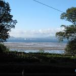 The view across to Edinburgh