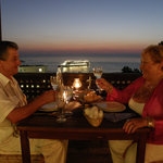 Visit Blue Ginger Thai Chinese Restaurant for a romantic dinner on our terrace prepared for you
