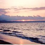 Hermoso Atardecer en la Playa de Castenuovo