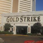 Gold Strike Casino Entrance