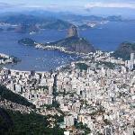 Rio de Janeiro - Baía de Botafogo & Pão de Açucar
