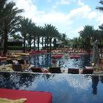 The adult pool at The Cove