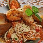 Fresh Sea Food and Italian Cuisine