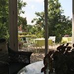 View from Orangeri