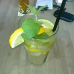 home made limonade