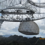 Arecibo Observatory - TEMPORARILY CLOSED