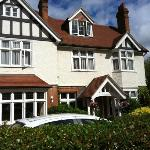 Foto de Ditton Lodge Hotel