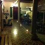 HOTEL HERMOSO Y MUY TRANQUILO
