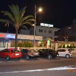 Restaurante Carmen, del Hotel Ayamontino