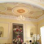 Ballroom lounge