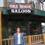Prospector Hotel and Ore House Saloon