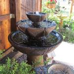 Lovely water fountain
