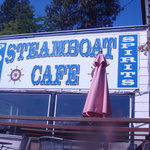 Steamboat Cafe Foto