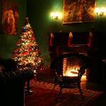 Christmas At Mahogany Hall