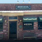 The from of Montana Restaurant in Stephenville