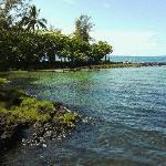 sandy bottom lagoon