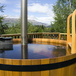 New cedar Hot tubs