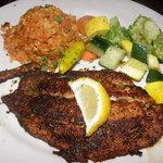 Redfish Platter