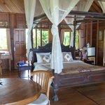 Villa Kelapa interior